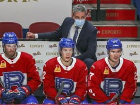 """The players are understanding more how to win,"""" Rocket head coach Joël Bouchard says about his team's success. """"That's how it works. It's not a magic trick."""""""
