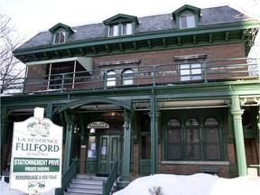 The Fulford Residence was founded in 1855 by the Anglican Church and has been in its current location on Guy St. since 1890.