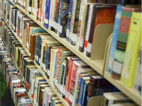 """The Dorval Library is joining the international """"Fine Free Library"""" movement."""