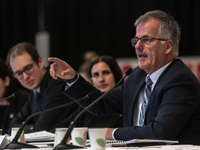Guy Ouellette is a well-known police officer who became a five-term Laval MNA.