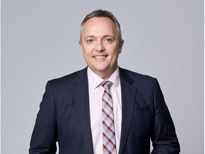 Sylvain Yelle is the executive director of Exo, the commuter train authority for the Greater Montreal region.