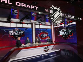 """Sportsnet NHL Draft analyst Sam Cosentino called the Canadiens' decision to select Logan Mailloux in the first round """"the most polarizing pick I've ever seen ... maybe in the history of the draft."""""""
