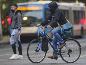 """""""Commuters who walk or bike to work report lower levels of stress and are more likely to express satisfaction with their work/life balance,"""" Jill Barker writes."""
