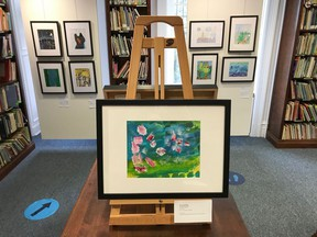The Stewart Hall Art Gallery in Pointe-Claire hosts the second edition of the MiNi Art Rental Collection until Nov. 14. The collection is composed exclusively of artworks created by local children 12 years and under, using a variety of techniques including drawing, painting, pastel or photography. At the end of the Kids' Corner exhibition, the artworks will be available for rental or sale. All proceeds will go to the West Island Community Shares' Powered by Kids for Kids campaign.