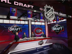 The Canadiens decided not to invite Logan Mailloux to their rookie camp — which started Wednesday in Brossard — following their controversial decision to select him in the first round of the NHL Draft.