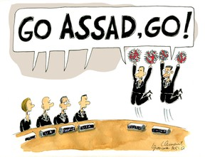 Gary Clement on the UN's Syria vote
