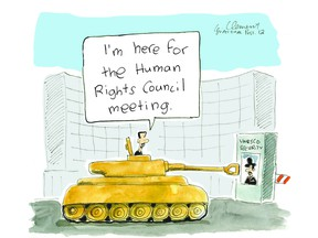 Gary Clement / National Post