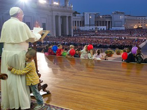 Osservatore Romano/AFP/Getty Images
