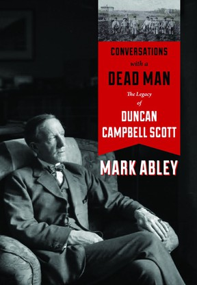Conversations with a Dead Man by Mark Abley