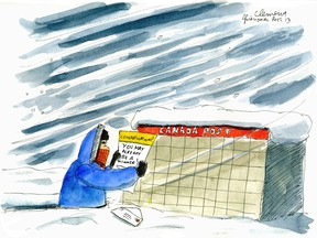 Gary Clement/National Post