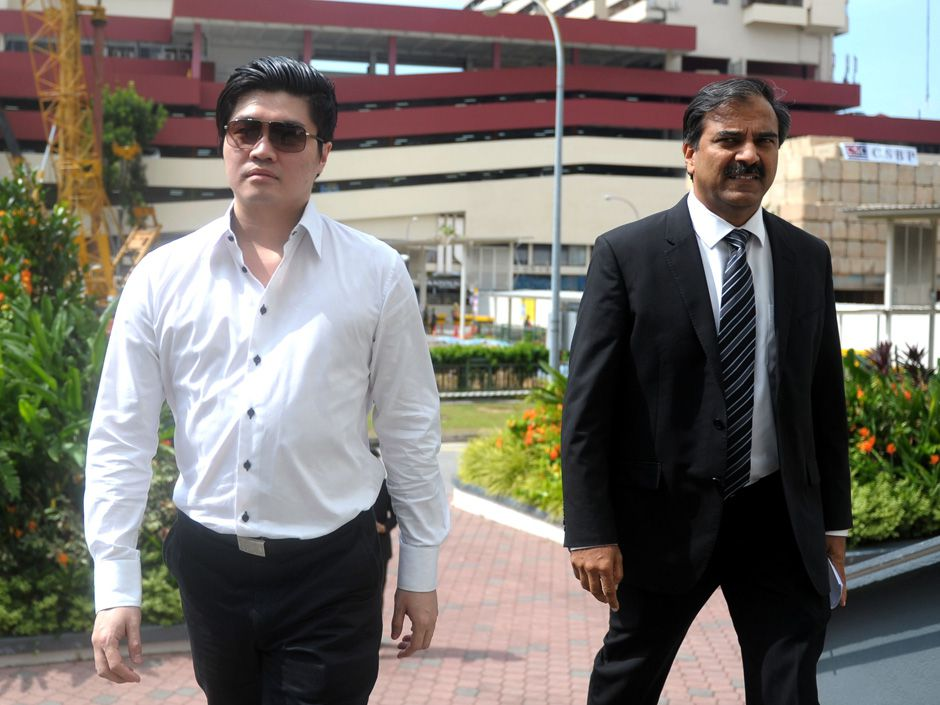 Match-fixer Ding Si Yang gets three years in Singapore jail for bribing soccer referees with prostitutes