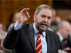 Mr. Mulcair has offered several reasons for his position. None hold water.