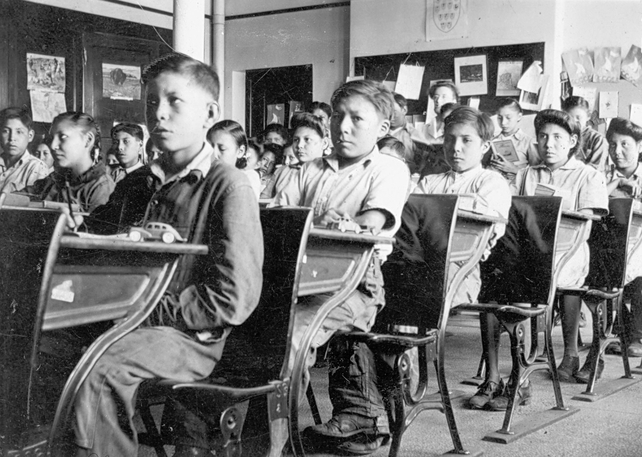 Residential school system was 'cultural genocide,' most Canadians ...