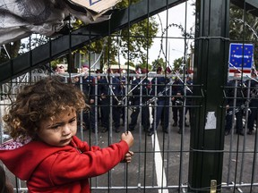 Armed Nimania / AFP, Getty Images