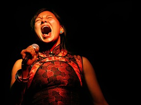 Katingavik includes an Oct. 10 concert by throat singer Tanya Tagaq at the St. John's Arts and Culture Centre.