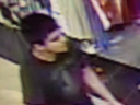 Police released this image of the suspected shooter at the Cascade Mall in Burlington, Washington.