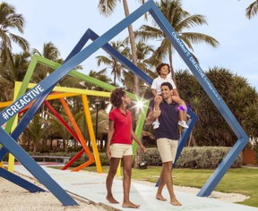Families haven't stopped enjoying vacations together, but what they like to do on holiday has evolved.