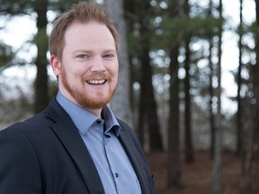 Cam Miner is a Newmarket, Ont., mental-health advocate with bipolar disorder who blogs about his ups and downs.