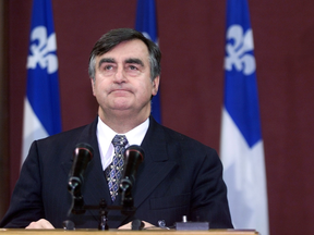 The PQ government of Lucien Bouchard passed Bill 99, which asserts Quebec's right to unilaterally secede, in 2000.