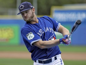 Over the past two weeks, teammates have marvelled at the strength Josh Donaldson has shown in the batting cage.
