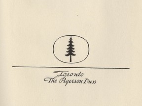 The title page of P.K. Page's As Ten As Twenty.