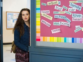 Katherine Langford in 13 Reasons Why.