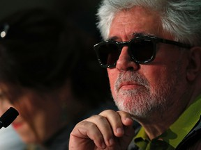 Spanish director and President of the Feature Film Jury Pedro Almodovar.
