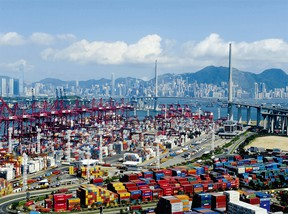 Hong Kong is the world's most competitive economy (IMD World Competitiveness Yearbook 2017)