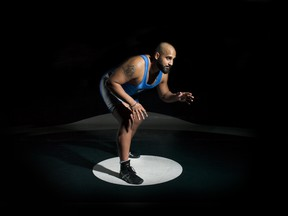 """""""The sport of wrestling, the art of wrestling, is part of tradition in India in our culture,"""" Arjan Bhullar said."""