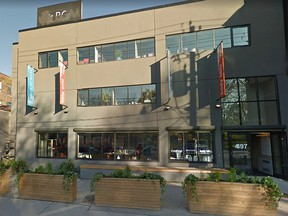 One of the Body Blitz locations in Toronto