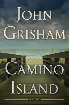 """This cover image released by Doubleday shows """"Camino Island,"""" a novel by John Grisham. (Doubleday via AP)"""