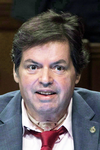 The late Liberal MP Mauril Bélanger sponsored the bill to make O Canada gender neutral.