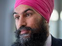 "NDP leadership candidate Jagmeet Singh: ""I'm 100 per cent committed to the principles of the separation between church and state."""