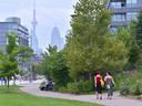"""Toronto's long-neglected Portlands could be nothing less than """"a new model for urban life in the 21st century,"""" said Sidewalk Labs CEO Dan Doctoroff."""