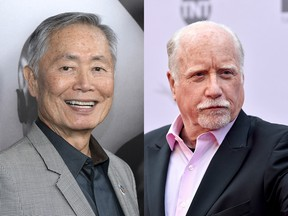 George Takei and Richard Dreyfuss have both been accused of sexual assault.