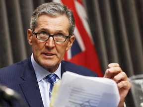 """Manitoba premier Brian Pallister: """"I meant no offence of any kind to Johanna."""""""