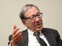 """Former Liberal MP Irwin Cotler says that in the case of political prisoners """"it's the combination of effective public advocacy and effective private diplomacy that secures the release."""""""