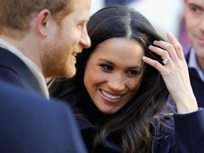 Prince Harry and Meghan Markle announced their engagement on Monday 27th November 2017.