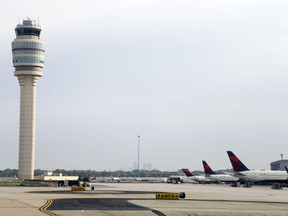 Authorities say a power outage at the Hartsfield-Jackson Atlanta International Airport has disrupted ingoing and outgoing flights.