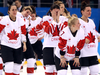 Canada had won the four straight golds, losing only in 1998 when women's hockey made its Olympic debut.