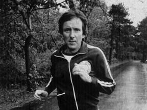 Jim Fixx wrote a bestseller that helped fuel the running craze. He died of a heart attack at age 52 while out on a run.