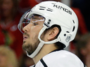 Slava Voynov's presence on the Olympic Athletes of Russia ice hockey team is a topic perhaps best avoided, as NBC discovered during the game between the United States and the Olympic Athletes from Russia team.