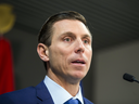 Former Ontario Progressive Conservative leader Patrick Brown boasted about his party's high number of memberships.