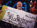 """Bill Pendergast, pictured, and his wife Carrie lost their home to the Fort McMurray wildfires. But a $1-million windfall has put the loss in perspective. """"It went from the end of the scale of losing everything, right to the other,"""" Bill says."""