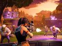 A screengrab from the video game Fortnite.