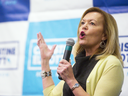 Christine Elliott is the only one of the four Ontario PC leadership candidates who has not echoed his call to extend balloting by a week because of various glitches, Doug Ford says.
