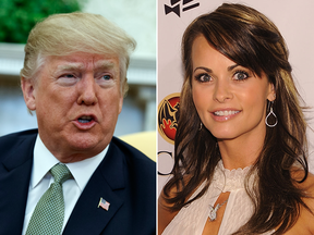 Former Playboy playmate Karen McDougal claims that she and Donald Trump had a 10-month affair more than a decade ago.