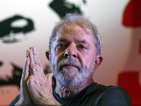 Brazil's Supreme Court on Thursday, April 5, 2018 rejected former president Luiz Inacio Lula da Silva's bid to delay a 12 year prison sentence for corruption, a ruling that could upend presidential elections in Latin America's biggest country.