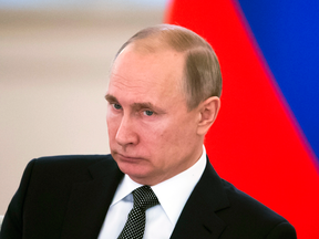 We are left in a new Cold War where Putin makes rational gambles about how far he can go to further what he views as Russia's national interest, without inciting a co-ordinated military response.
