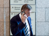 Conservative MP Maxime Bernier leaves a caucus meeting on Parliament Hill on Wednesday, June 13, 2018.
